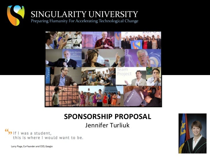 Singularity University - Jennifer Turliuk