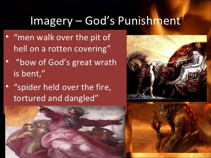 essay about sinners in the hands of an angry god