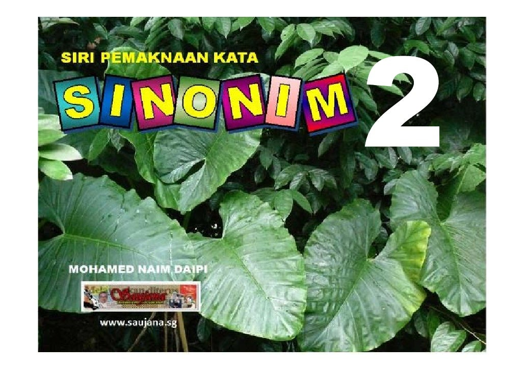 Sinonim P5/P6 bilangan 2