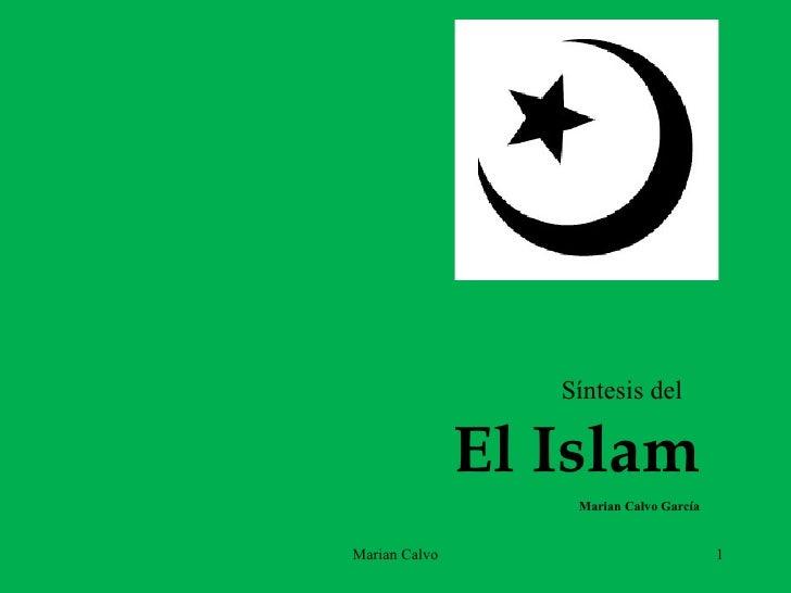 Sintesis Del Islam