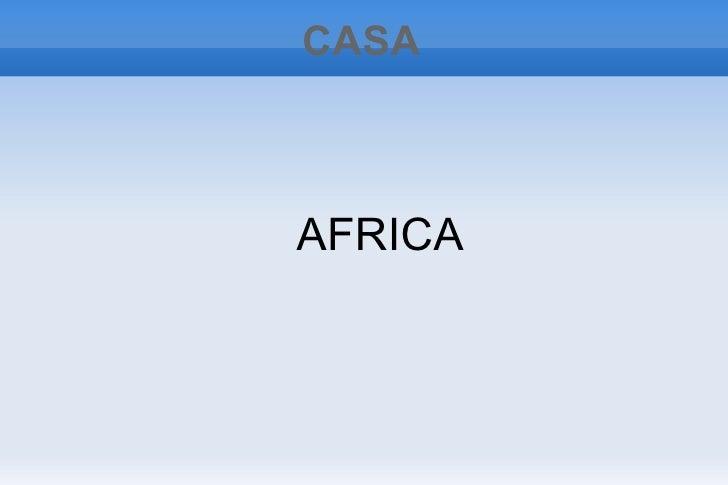 CASAAFRICA