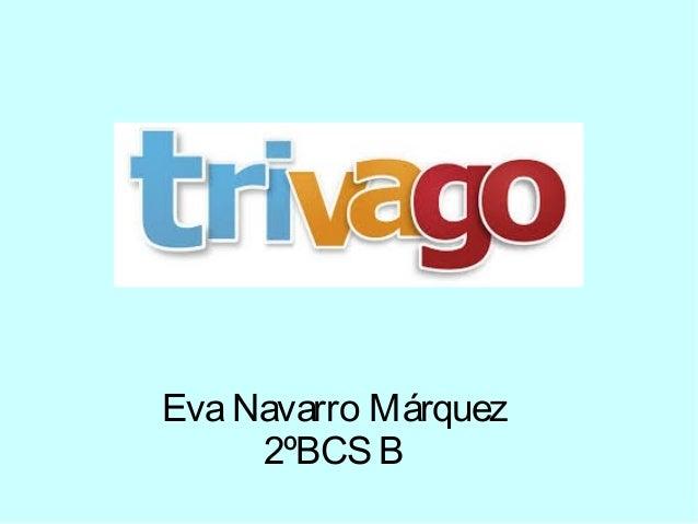 EvaNavarro Márquez 2ºBCSB