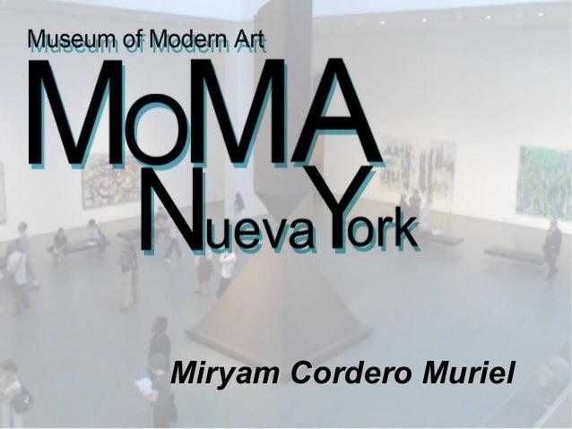 Miryam Cordero MurielMiryam Cordero Muriel