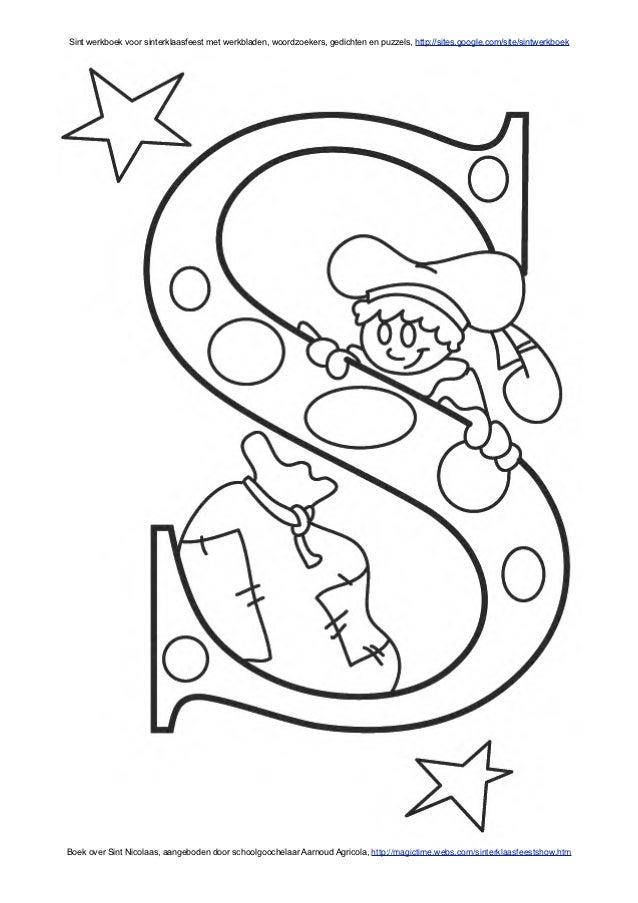 Kleurplaat Chocolade Letters Kleurplaat Chocolade Letters
