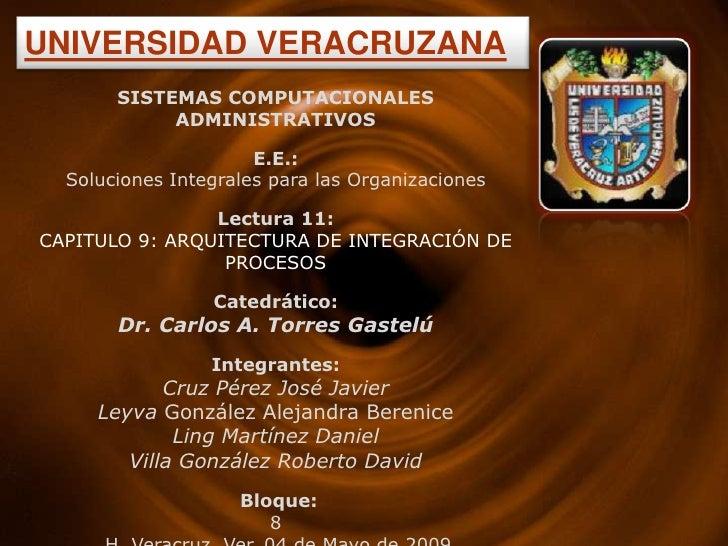 UNIVERSIDAD VERACRUZANA        SISTEMAS COMPUTACIONALES             ADMINISTRATIVOS                        E.E.:   Solucio...