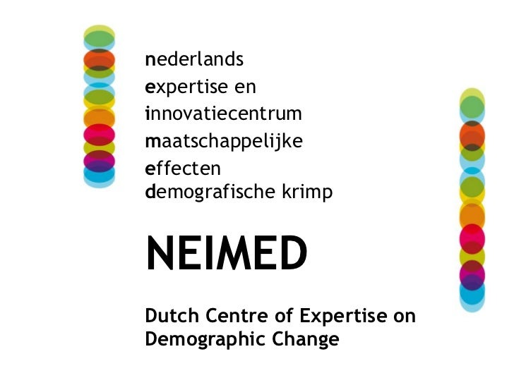 Dutch Centre of Expertise on Demographic Change
