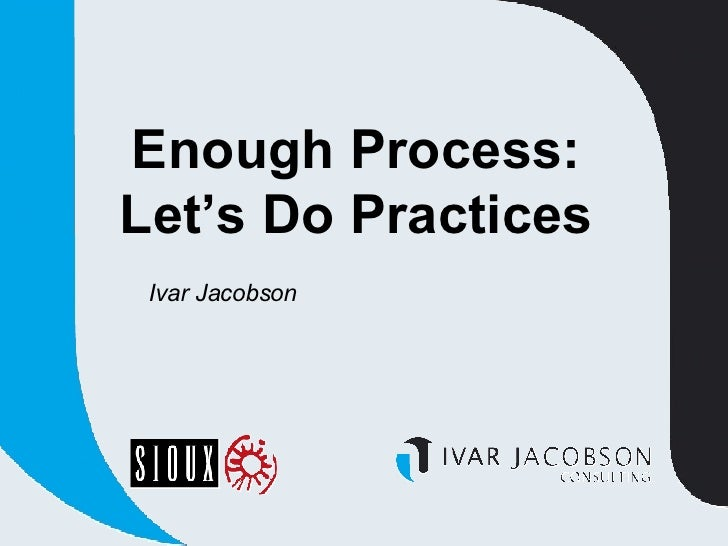 Sioux Hot-or-Not: Essential Unified Process (Ivar  Jacobson)