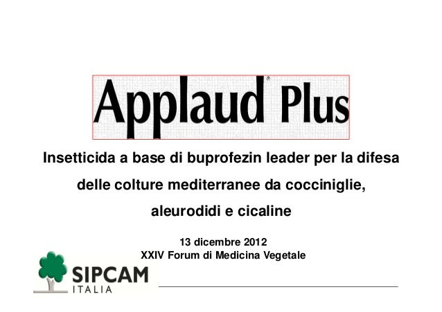 Sipcam applaud-plus-fmv-2012