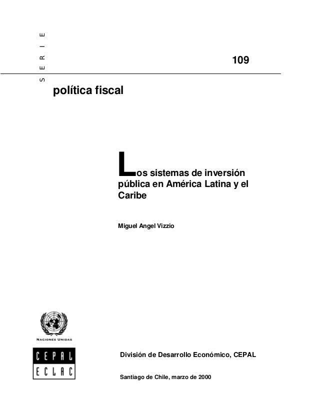 EIE R                                                       109S      política fiscal                   L   os sistemas de...