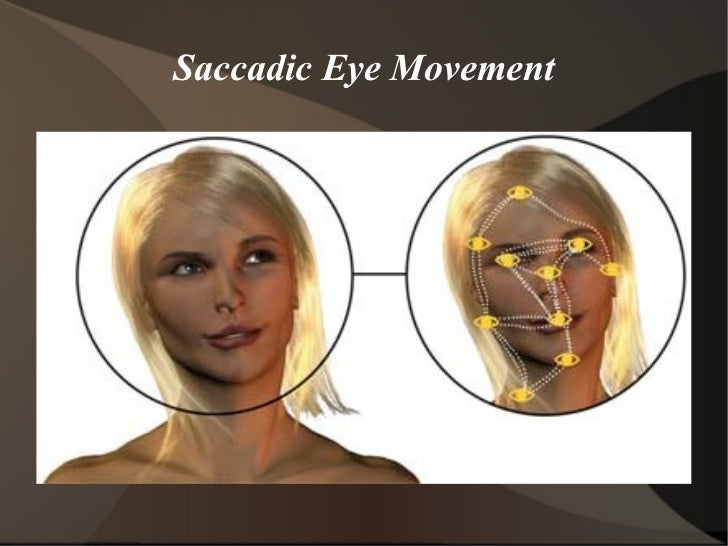 Saccadic Eye Movement
