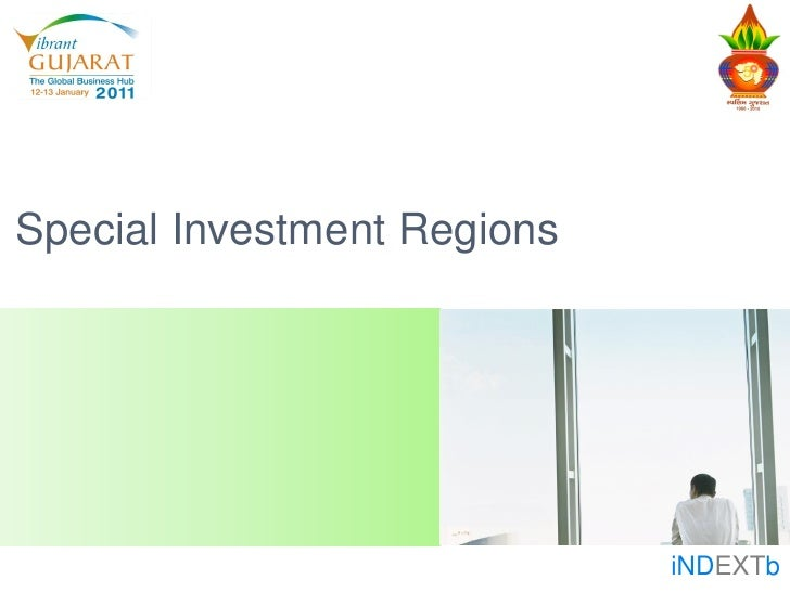 Special Investment Regions (SIR) in Gujarat