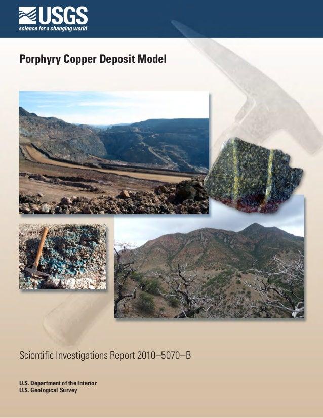 Porphyry Copper Deposit Model