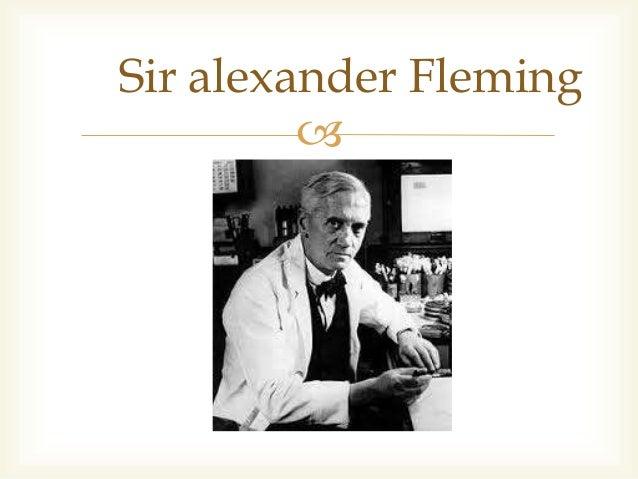 alexander fleming quotes on drug resistance