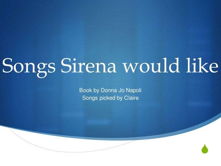 Sirena music