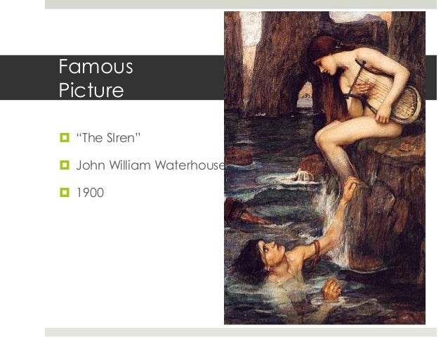"""siren song essay Odysseus and siren song comparison by homer and in the poem """"siren song which gives insight into the thoughts and feelings of a siren as they sing the song."""