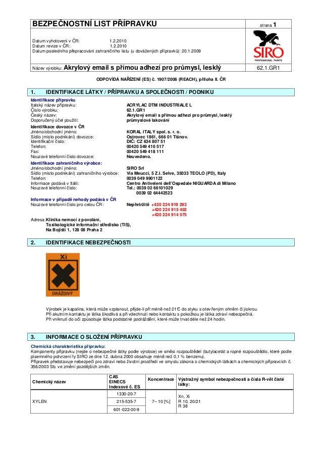 Siro bezpecnostni-list-62.1.gr1