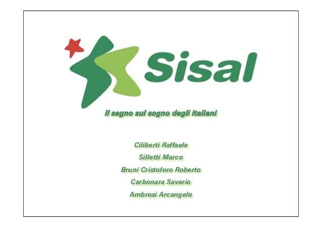 Sisal vs1 (2009-2010)