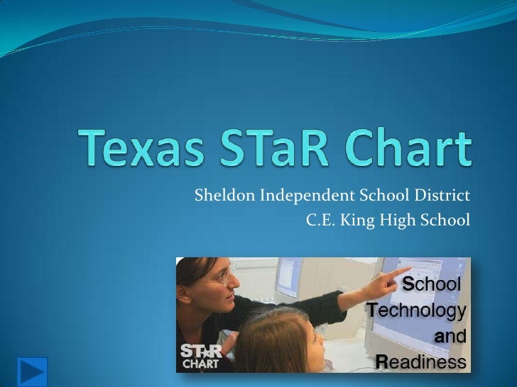Texas STaR Chart<br />Sheldon Independent School District<br />C.E. King High School<br />
