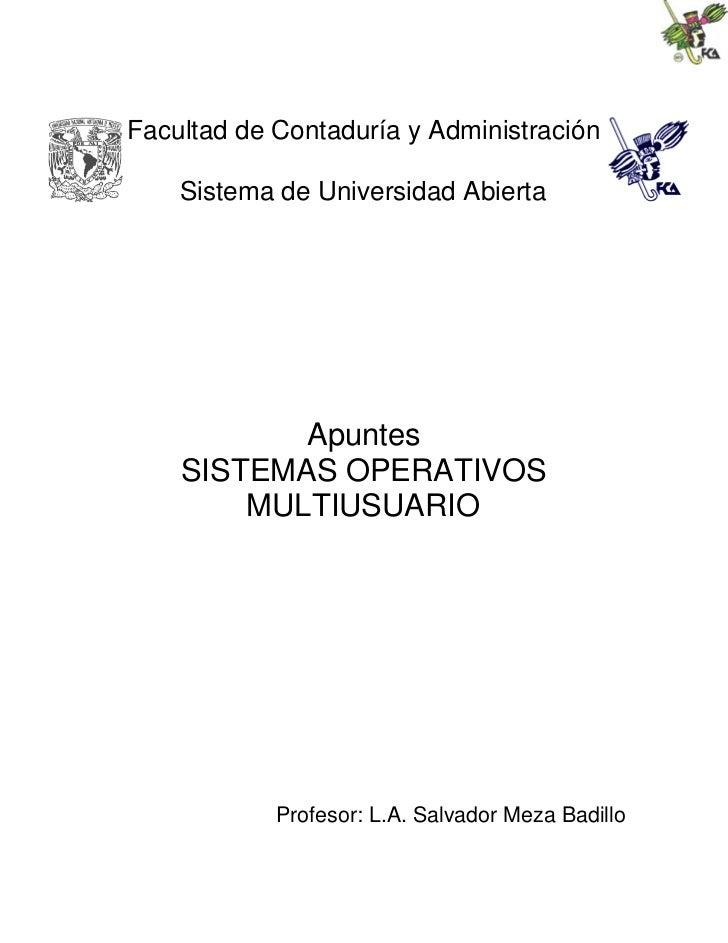 Sis operativos