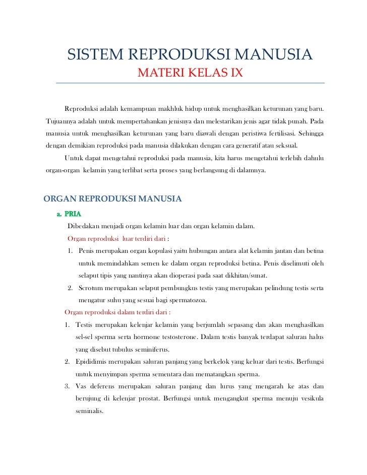 Sistem reproduksi-manusi-kls ix