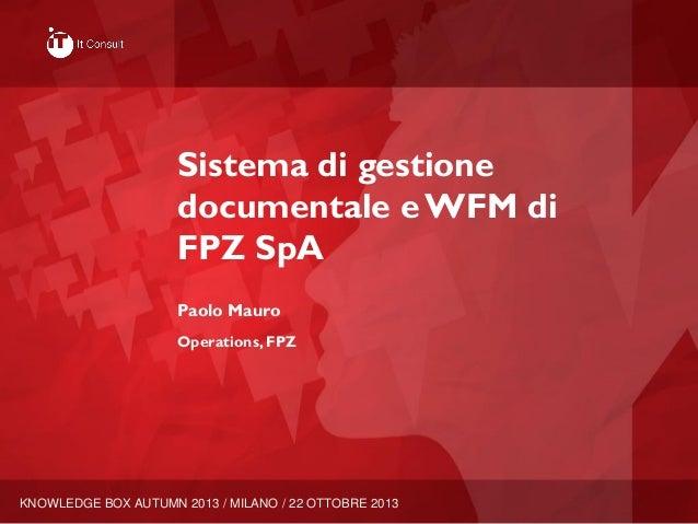 Case Study FPZ Blower Technology
