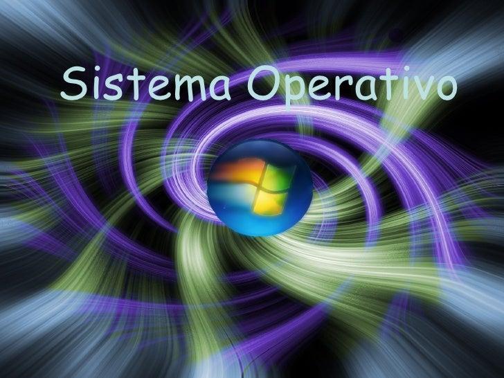 Sistema Operativo2