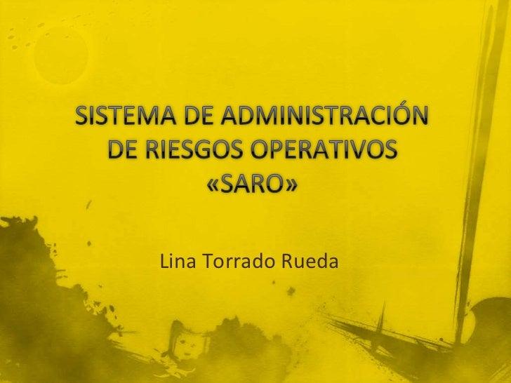 Lina Torrado Rueda