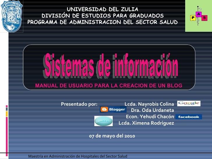 Sistema de informacion hoy