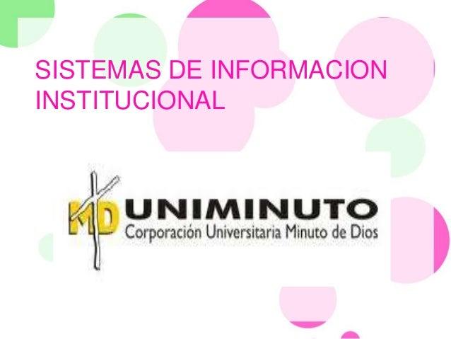 Sistema de informacion intitucional jenny alejandra novoa gonzalez