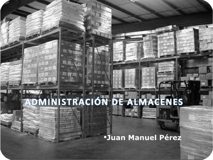 Juan Manuel Pérez
