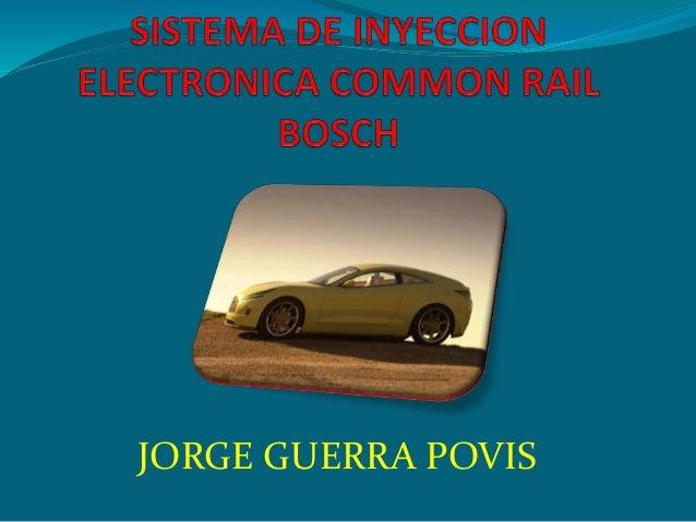 JORGE GUERRA POVIS