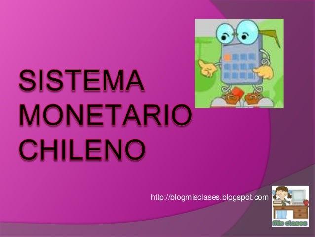 Sistema Monetario Chileno 3os A 241 Os
