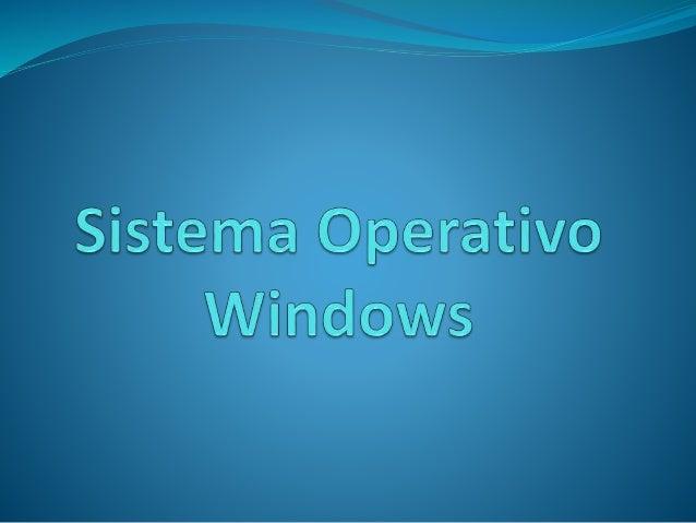 Dependiendo de la forma y el nivel de empeo de los recursos, el usuario puede trabajar con el sistema operativ para comuni...