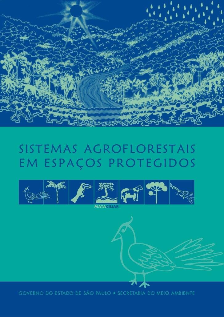 Sistemas agroflorestais em espaços protegidos