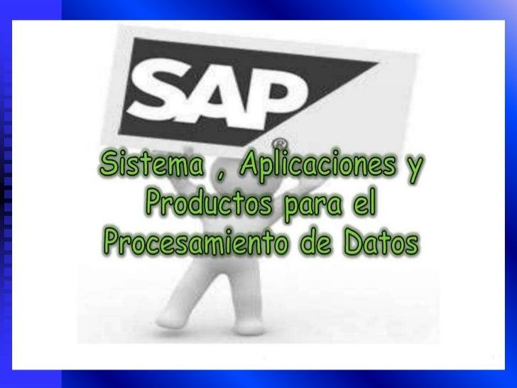 ERP: (Enterprise Resource Planning) (planificaciónde recursos empresariales)Existe muchas definiciones, los ERP estándiseñ...