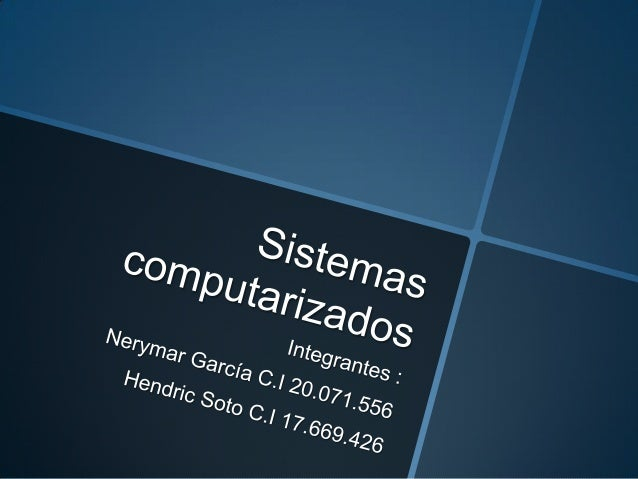 SAINT administrativoEl Sistema Administrativo Interdependiente es un programa deaplicaciones administrativas diseñado para...