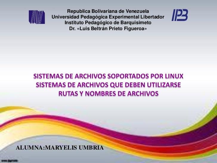 Sistemas de archivos2