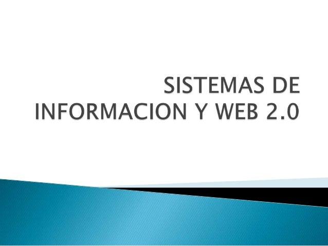  4.1 Definición sistema de información. Un sistema de información es un conjunto de elementos queinteractúan entre sí co...