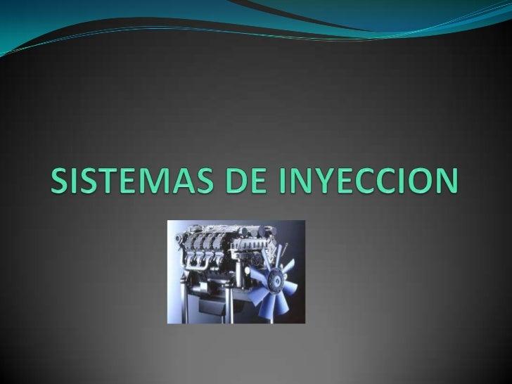 Sistemas de inyeccion_power_point