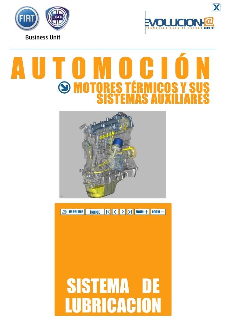 AUTOMOCIÓN     MOTORES TÉRMICOS Y SUS        SISTEMAS AUXILIARES       IMPRIMIR   ÍNDICE   ZOOM   ZOOM       SISTEMA DE   ...