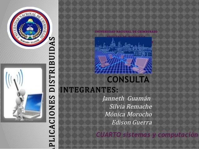 UNIVERSIDAD NACIONAL DE CHIMBORAZO                                 FACULTAD DE INGENIERIA                             ESCU...