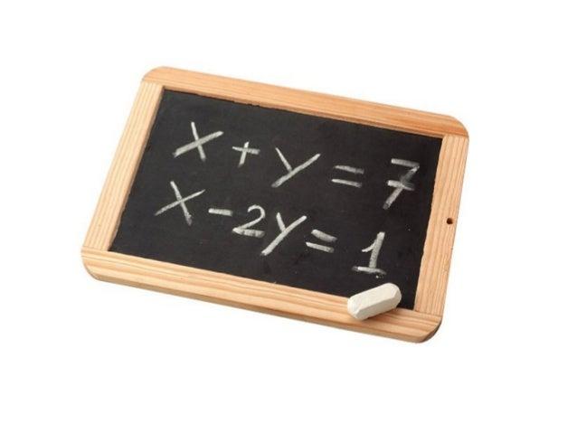 4x – y = 3 y – 3x = 11