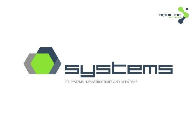 Sistemas, infraestructuras y redes