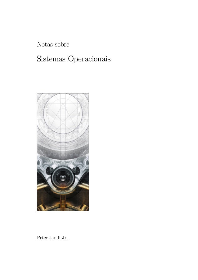 Notas sobre Sistemas Operacionais
