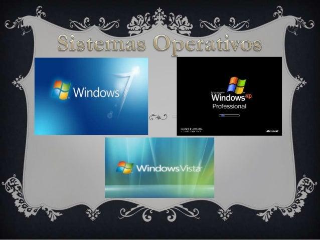 O QUE É O SISTEMA              OPERATIVO? Um sistema operativo ou é um programa ou um conjunto deprogramas cuja função é ...