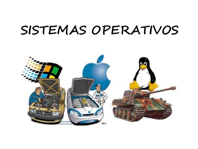 Sistemas operativos power point