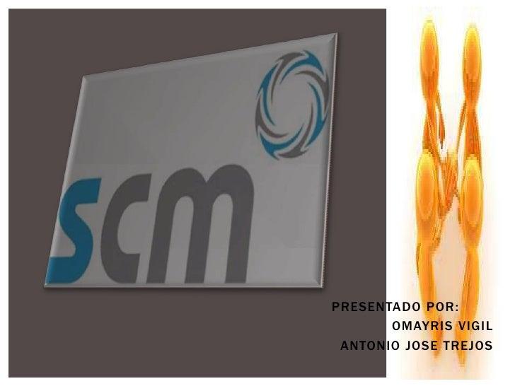 Sistemas scm