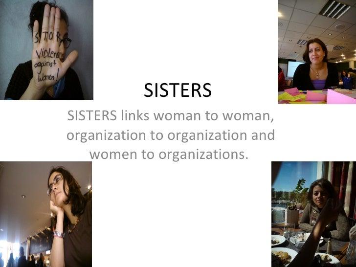 YLVP 09 project presentation: Sisters