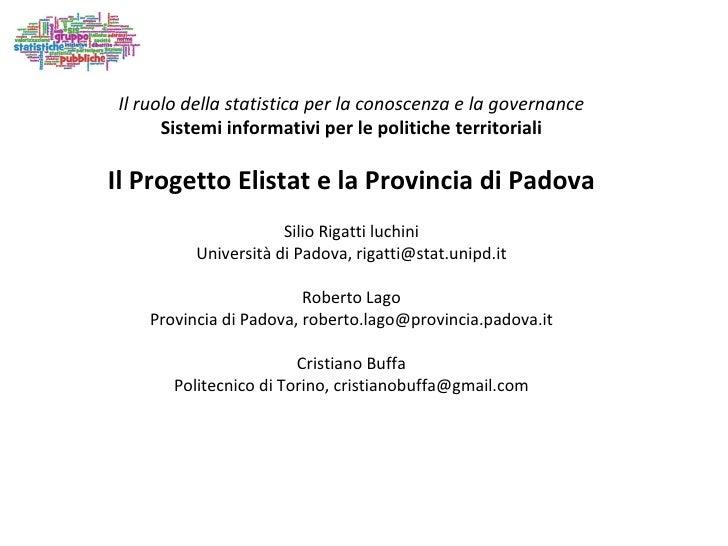 sisvsp2012_sessione11_rigatti luchini_lago_buffa