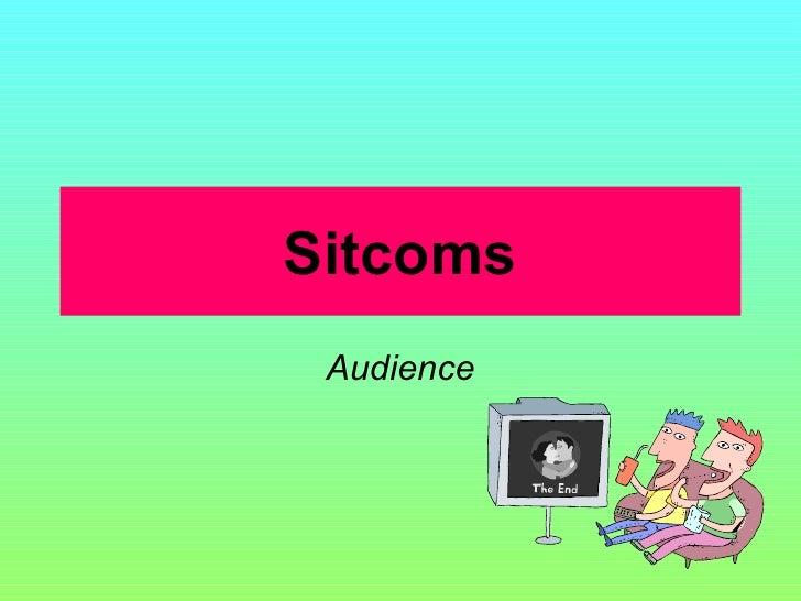Sitcoms Audience